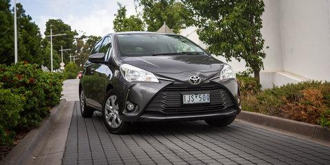 2017 Toyota Yaris SX review