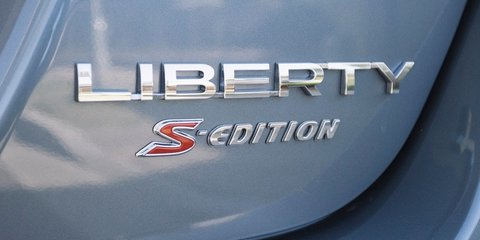 2017 Subaru Liberty S-Edition revealed