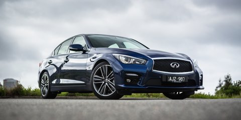 2017 Infiniti Q50 Red Sport review