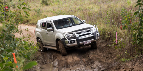 2017 Isuzu MU-X review