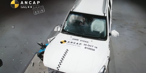 Great Wall Steed flunks ANCAP test with two-star rating