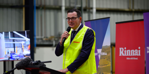 Victorian government gives funding boost to manufacturing sector