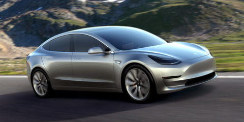 Tesla Model Y teased, set to launch by 2020