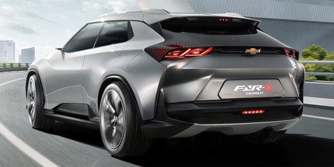 Chevrolet FNR-X concept unveiled
