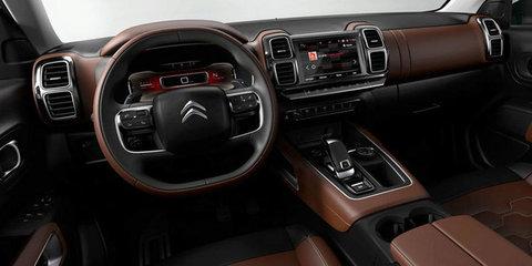 2018 Citroen C5 Aircross leaked ahead of Shanghai debut