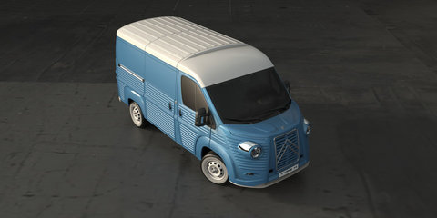 Citroen Type H 70th Anniversary Van: limited edition kit car honours Euro classic