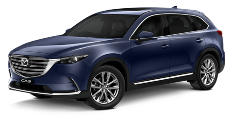 2016 Mazda CX-9 Azami (FWD) review