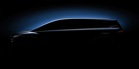 Geely teases MPV concept ahead of Shanghai debut