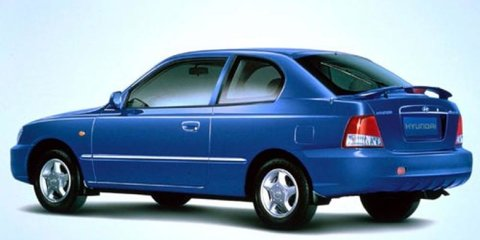 2001 Hyundai Accent GL review