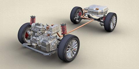 Haval reveals HB-03 PHEV crossover concept