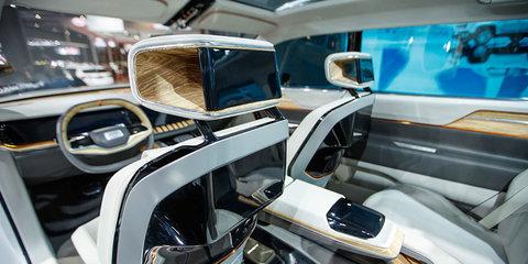 Jeep Yuntu: Three-row concept SUV unveiled in Shanghai