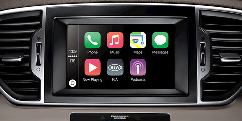 Kia Australia rolls out Apple CarPlay and Android Auto across core range