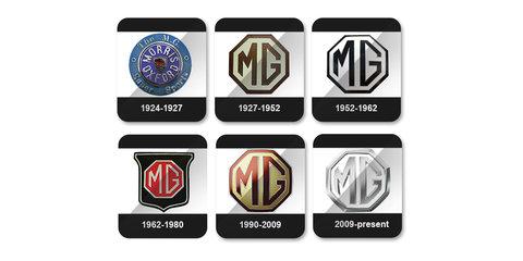 MG E-Motion concept teased, circular MG badge appears