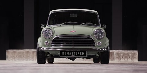 Mini Remastered: The latest from David Brown Automotive