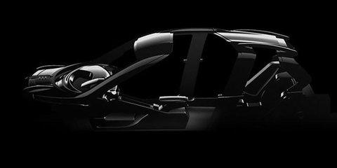 Qoros K-EV concept revealed ahead of Shanghai debut