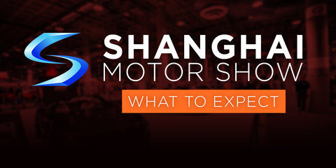 2017 Shanghai motor show: What to expect