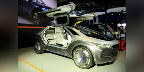 Shanghai motor show: Best (and worst) of the rest