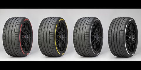 Pirelli Colour Edition tyres in Australia from September, to be air freighted