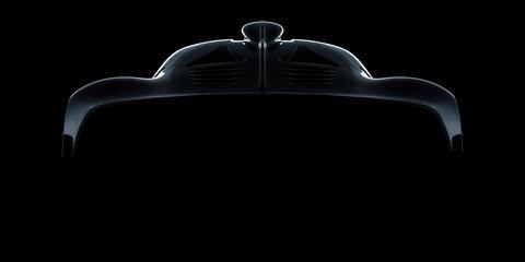 Mercedes-AMG Project One drivetrain secrets revealed; nine cars heading Down Under