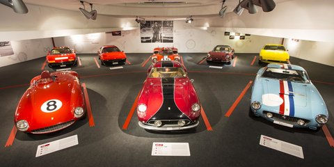 Ferrari celebrates 70th anniversary at Maranello Museum