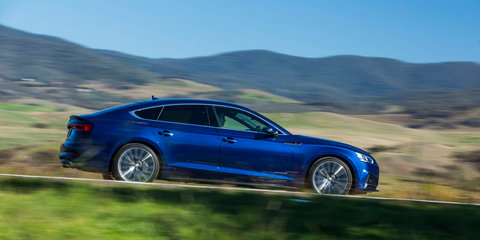 2017 Audi A5 Sportback, S5 Sportback pricing and specs: New range brings faster hero model