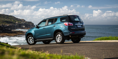 Holden Trailblazer: Review, Specification, Price | CarAdvice