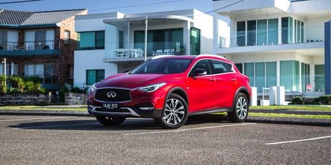 2017 Infiniti QX30 GT review
