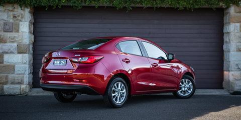 Mazda 2 recalled for parking brake fix