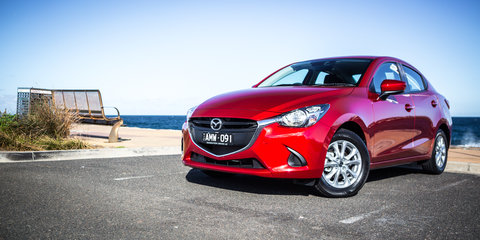 2016-17 Mazda 2, CX-3 recalled for brake fix