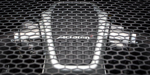 McLaren working on pure-electric supercars, says tech not ready