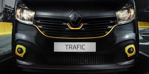 Renault Trafic Formula edition launches in Australia