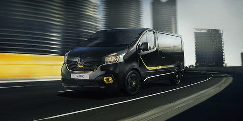 Renault Trafic Formula edition launches in Australia