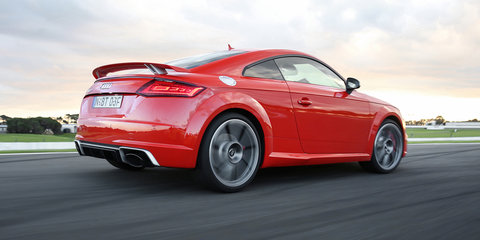 2017 Audi TT RS pricing and specs: Sports car flagship arrives from $137,900