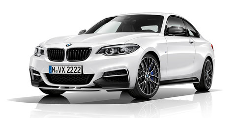 2017 BMW M240i Performance Edition revealed, Australian potential unclear