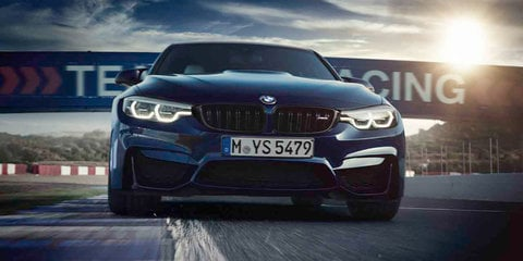 2017 BMW M3 Pure: Cut-price Competition joins updated range from July