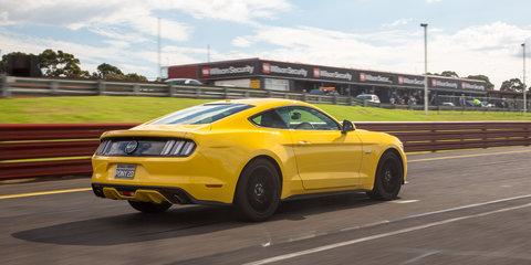 Ford Mustang GT Fastback v Holden Commodore SS V Redline comparison: Track Test