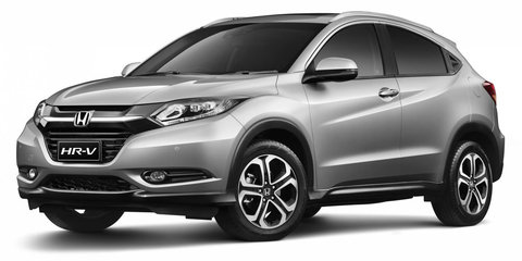 Honda HR-V gets three years of free servicing