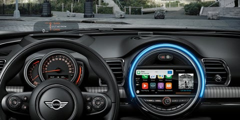 2018 Mini range updates: Apple CarPlay, revised displays coming Q3 2017