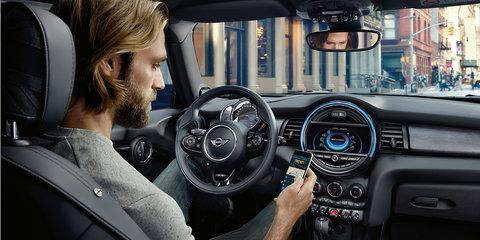2018 Mini range updates: Apple CarPlay, revised displays coming Q3 2017