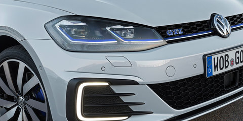 Volkswagen Golf GTE plug-in could hit Australia in 2018