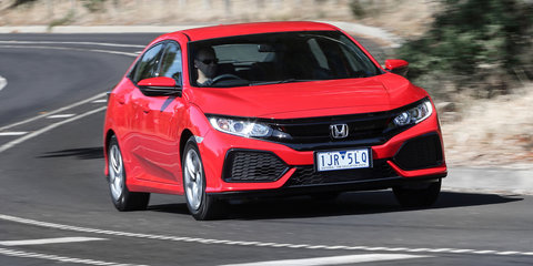 2017 Honda Civic hatch pricing and specs