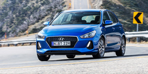 Hyundai i30 Safety Pack delayed until late-Q1