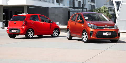 2017 Kia Picanto S pricing and specs