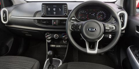 2017 Kia Picanto S pricing and specs