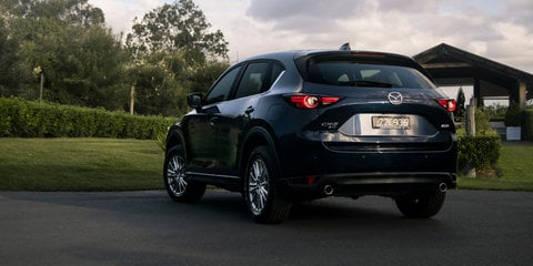 2017 Mazda CX-5 range review