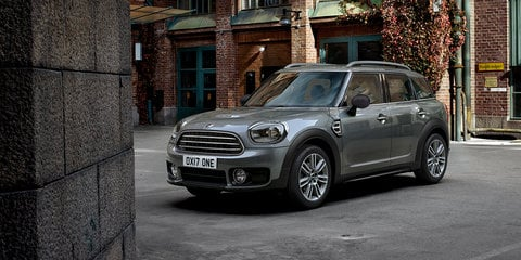 2018 Mini One Countryman, One D Countryman announced, but not for Australia