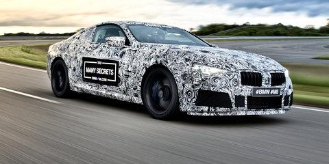 BMW M8 teased, Le Mans comeback confirmed