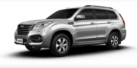 2018 Haval H9 revealed, Australian debut later this year