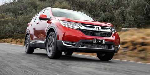 2018 Honda CR-V pricing and specs: Turbo five- and seven-seat SUV arrives