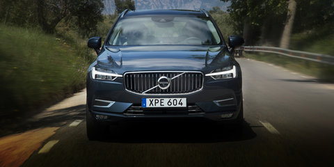 2018 Volvo XC60 pricing and specs: New X3 rival slides in below $60k